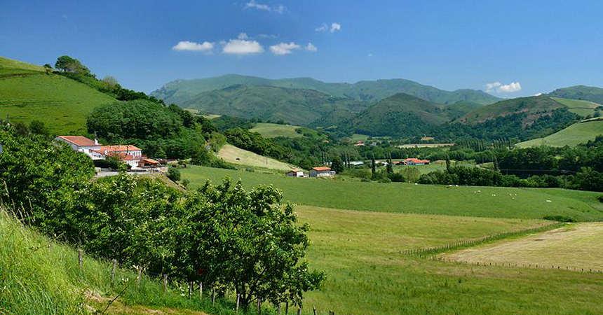 Chambre d 39 h tes et de charme harrieta pays basque for Chambre d hotes pays basque